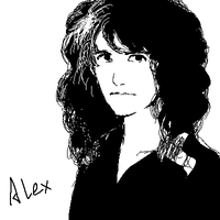 Alex by clerichan
