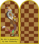 Discord Bookmark by Assiel