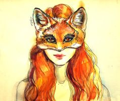 The Fox say by anyaLily