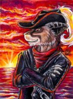 ACEO Blaine by KonsiWagner