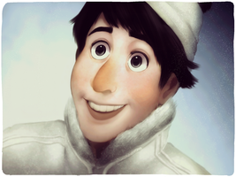 Olaf (Human Version) by Cioccolatodorima