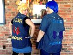 Sailor Moon - The Sailors Of Anarchy by Shiera-Sama