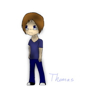 Thomas by SparkyChan23