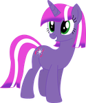 Starlight Sparkle by FrostQuill
