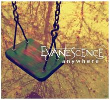 Evanescence - anywhere by Our--Burning-Ashes