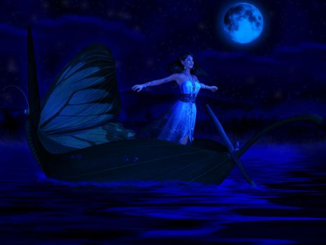 Embrace the Night by sgreco1970