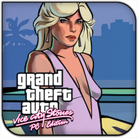 Grand Theft Auto Vice City Stories PC ICON by droot1986