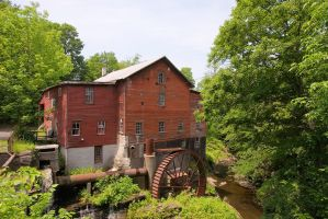 New Hope Mills by BillH-Photo