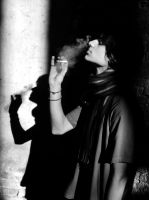 """Smokeing"" ... II by Alissia666"