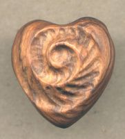 Spiral Heart by DonSimpson