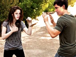 Nickname Fight: Bella v Jacob by TheSearchingEyes