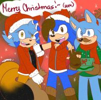 Merry Christmas!~ 2014 :P by Chilidogs7442