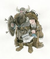 Viking by MarcoL87