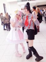 -Dangan Ronpa Cosplay- by LeatherAnd-Chocolate