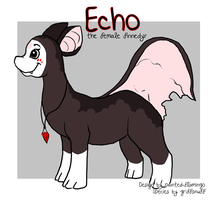 Echo the finnedyr CLOSED by painted-flamingo