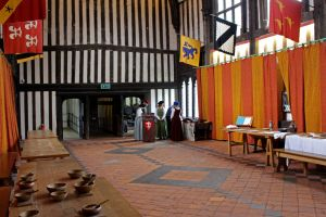 Medieval Great Hall 3 by fuguestock