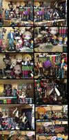 Tiger and Bunny Collection 2015 UPDATE by KasaraWolf