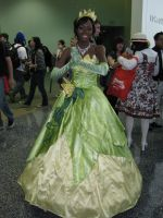 AX '10: Princess and the Frog by ShipperTrish