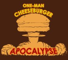 Cheeseburger Apocalypse by Omny87
