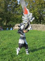 Guild Wars 2 Cosplay with Twilight by Herwyn