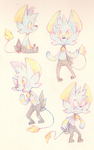 A Page of Aedis by yassui