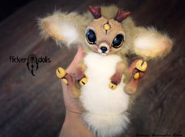 Deer Taby by Flicker-Dolls