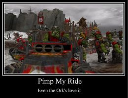 Pimpin orks by tethesis