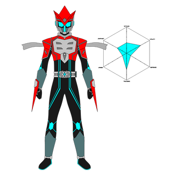Kamen Rider Re/Byte Navi-Find Class by JoinedZero