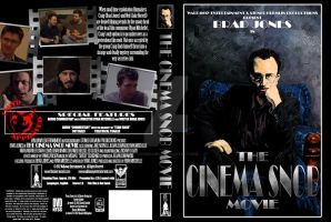The Cinema Snob Movie DVD Sleeve by DavidGobble