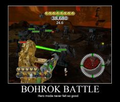 Bohrok Battle by Trebor127127