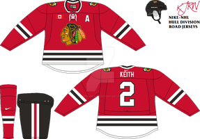 Chicago Blackhawks Road FINAL by thepegasus1935