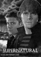 Supernatural by Svera