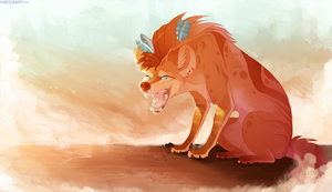 Laugh by MapleSpyder