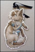 C: Rai bookmark by SnowSnow11