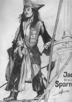 'Jack Sparrow' by pichulin