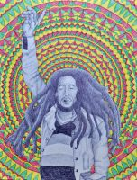 Rastaman Vibration by dylanmark