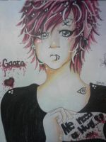 Gaara In My Style C: by SaiChansArt