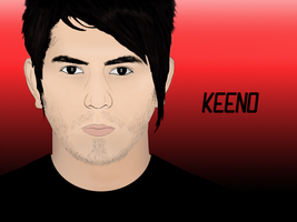 Gerald Anderson as Keeno by itswithaKAY