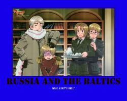Russia and the Baltics by Ryuuzaki3137
