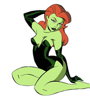 BTAS: Poison Ivy 2 by DarkKnight60s