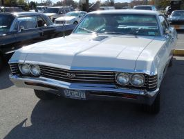 1967 Chevrolet Impala SS 427 III by Brooklyn47