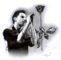 Dave Gahan by ViolaLucien