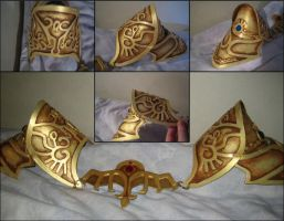 TP Zelda progress 2 by Aselea