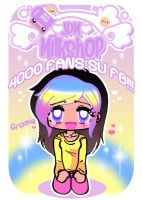 4000 fans on Facebook by GiAdA-ChAn