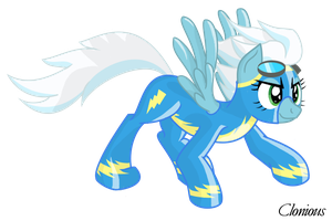 Fleetfoot Digitized by InMyDefence