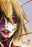 Attack on Titan: Female Titan by Bryan-Lobdell