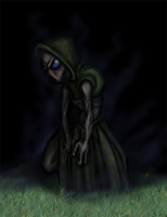 Cryptids 4 Flatwoods Creature by The-Undone-Man