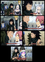 Gajeel in ep 157 by havel01a
