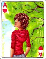 Ace of Hearts by taintedsilence