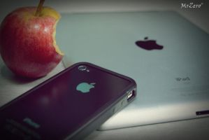 My Apple Collection by MrZero1990